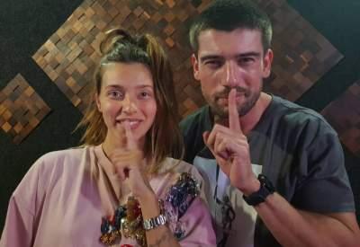 Беременная Регина Тодоренко презентовала гимн путешественников