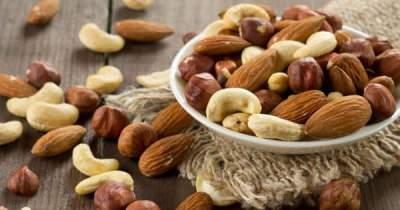 Названы полезные свойства разных видов орехов
