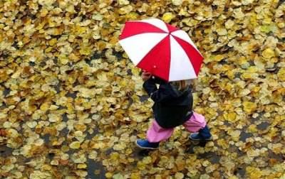 Украинцев на выходных ждет похолодание и кратковременные дожди