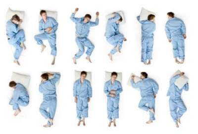 Медики перечислили достоинства и недостатки сна в различных позах