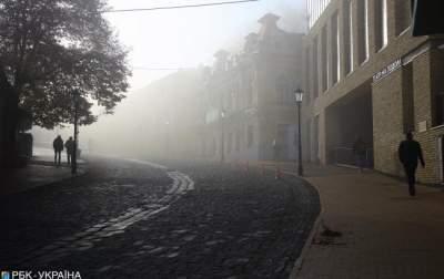 Украинцам пообещали похолодание на выходных