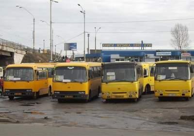 В Киеве изменится движение нескольких автобусных маршрутов