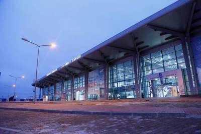 В аэропорту Харькова задерживают несколько рейсов