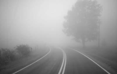 Украину вновь накроет туманами