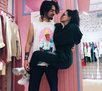 Надя Дорофеева опубликовала трогательное фото с мужем