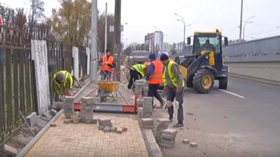 В Киеве впервые за 42 года отремонтировали один из мостов