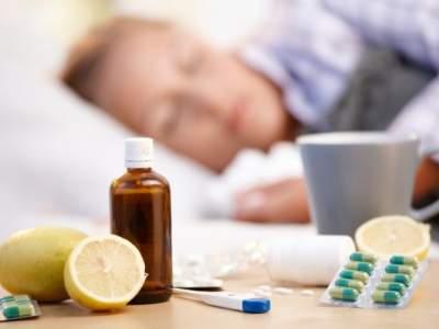 Медики рассказали, как быстро отличить простуду отгриппа