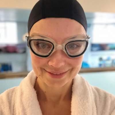 Лидия Таран разместила в Сеть свое фото без макияжа