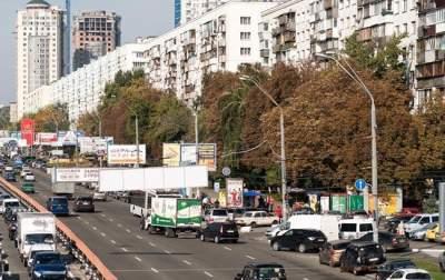 В Киеве до конца года пообещали уменьшить количество рекламы