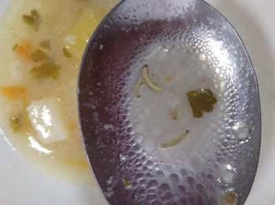 В КГГА опровергли информацию о «супе с червями» в школе
