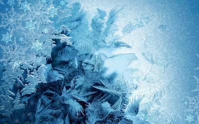 Украину не покидают морозы