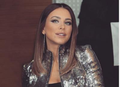 Украинская поп-звезда похвасталась фигурой в латексном платье