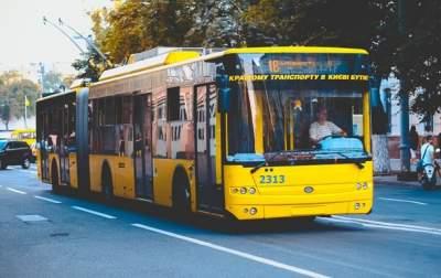 В Киеве изменят маршруты общественного транспорта