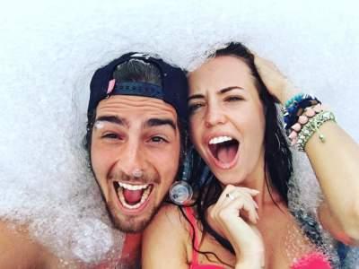 Надя Дорофеева поделилась редким фото с мужем