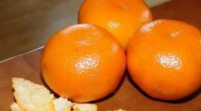 Признана потенциальная опасность мандаринов для здоровья