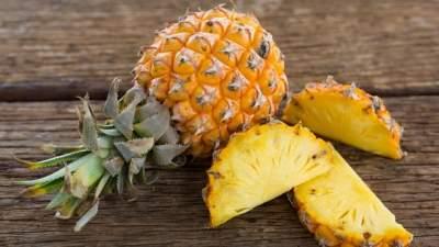 Врачи рассказали, как ананас влияет на зрение