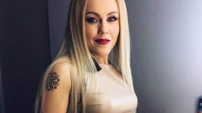 Известная украинская певица ушла от продюсера