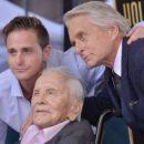 Отец известного актера отпраздновал 102-й день рождения