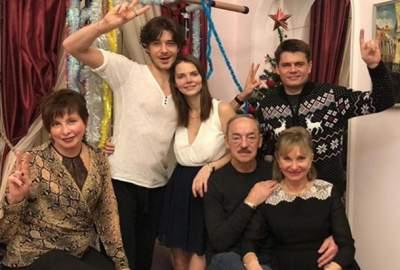 Елизавета Боярская показала отца без шляпы