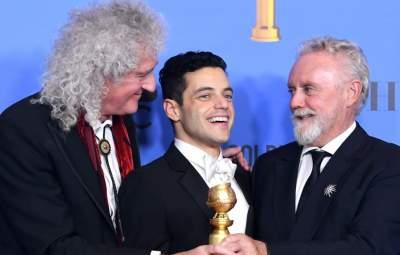 Фильм о группе Queen победил в двух номинациях