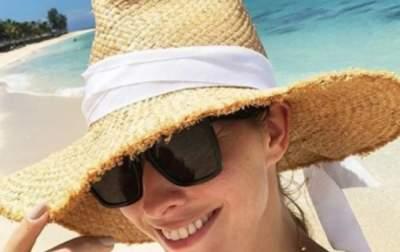Катя Осадчая показала лицо без макияжа