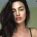 Ирина Шейк восхитила образом женщины-вамп