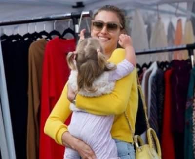 Ирина Шейк рассказала, как она чувствует себя в роли мамы