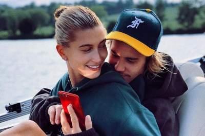 Джастин Бибер с супругой готовятся официально отпраздновать свадьбу
