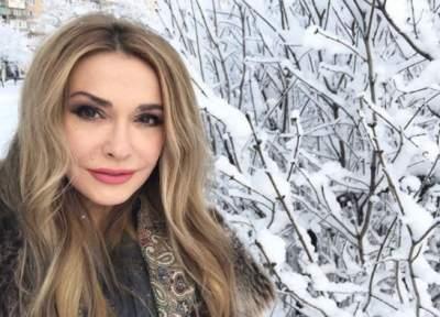 Ольга Сумская поделилась новыми фотографиями