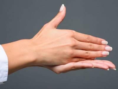 Найден способ регенерировать потерянные пальцы