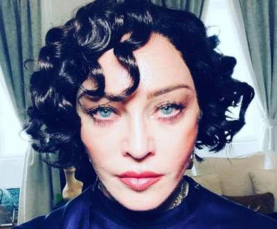 Мадонна продолжает экспериментировать с имиджем