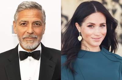 Знаменитый голливудский актер сравнил Меган Маркл с принцессой Дианой