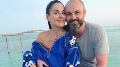Маша Ефросинина поделилась пикантным снимком с мужем