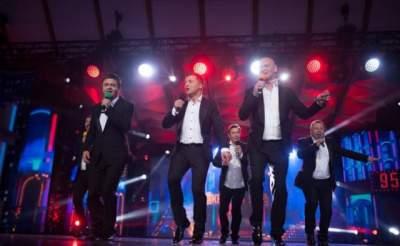 Популярные украинские комики показали своих супруг