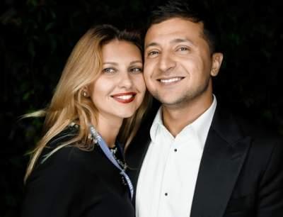 Владимир Зеленский снова показал свою супругу