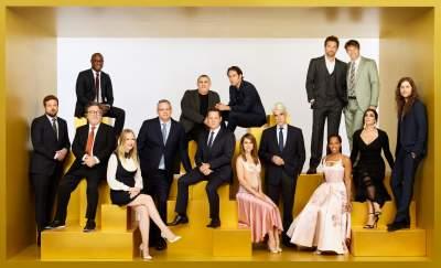 Номинанты на Оскар-2019 собрались для совместного снимка