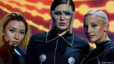 MARUV прокомментировала отказ от Евровидения-2019