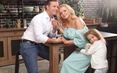 Лилия Ребрик поделилась трогательным снимком своей семьи