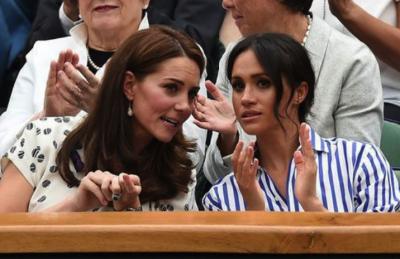 Стало известно, почему Кейт Миддлтон и Меган Маркл не получили титул принцесс
