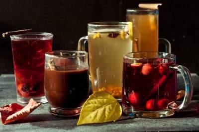 Названы напитки, снижающие артериальное давление