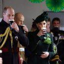 Кейт Миддлтон и принц Уильям выпили пива в часть праздника