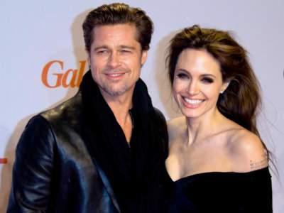 Брэд Питт и Анджелина Джоли договорились о разводе