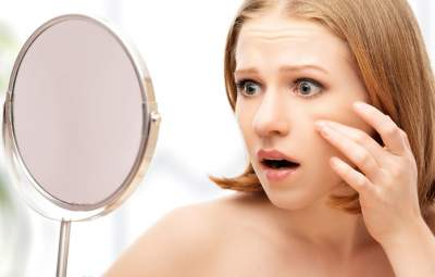 Медики назвали продукты, вызывающие быстрое старение кожи
