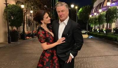 Жена Алека Болдуина беременна в пятый раз