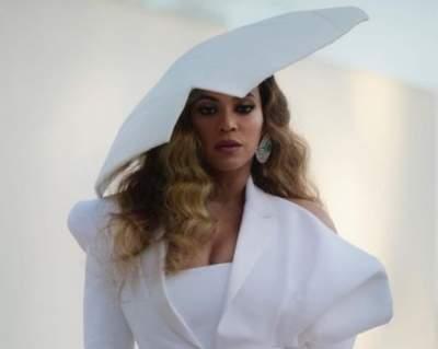 Beyonce сфотографировали перед вручением премии