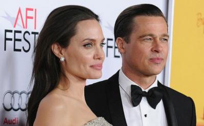 Анджелина Джоли и Бред Питт официально развелись
