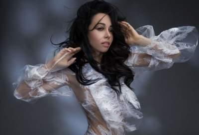 Екатерина Кухар снялась в откровенной фотосессии
