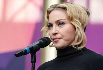 В Сети показали, как изменилась внешность Мадонны