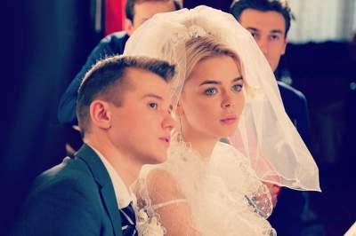 23-летняя Алина Гросу сыграла свадьбу