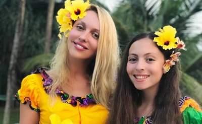 Копия мамы: дочь Оли Поляковой удивила новым фото